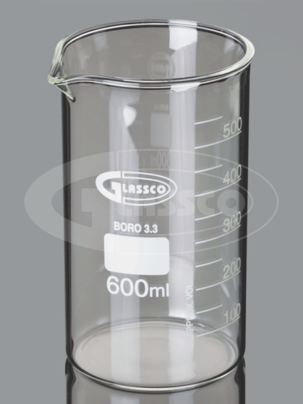beaker tall form with spout