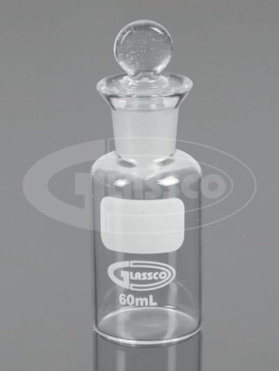 bottles with penny stopper