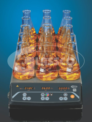 15-Position Digital Magnetic Stirrer